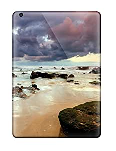 Hot New Beach Case Cover For Ipad Air With Perfect Design by lolosakes