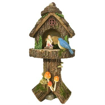 Bella's Garden Fairy Garden Collection - Tree (Bella Leather Chair)