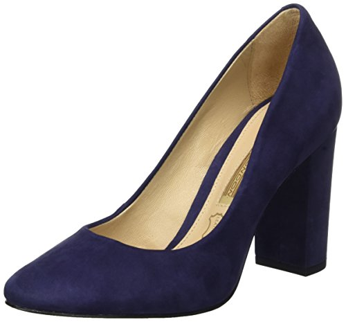 buy cheap pick a best Buffalo London Women's Zs 6553-16 Nobuck Closed-Toe Pumps Blue (Marinho 01) free shipping the cheapest marketable for sale sale ebay cheap with mastercard 9b0jF
