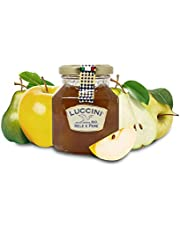 Artisanal Apple and Pear Mostarda - Italian Speciality Food, Traditional Recipe - 240g / 8.46oz