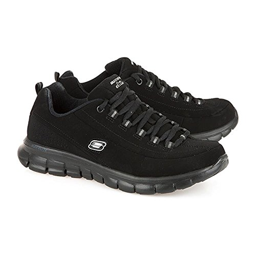 Trend Zapatillas Para Deporte De Setter Skechers Mujer Synergy Black fCxqy7