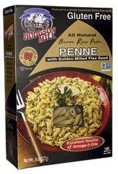 flaxseed pasta - 6