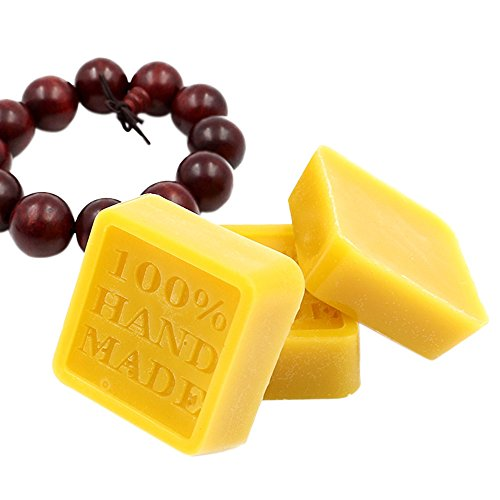♛Euone Wine Stopper ♛Clearance♛,Organic Beeswax Cosmetic Grade Filtered Natural Pure Yellow Bees Wax Bar Hot