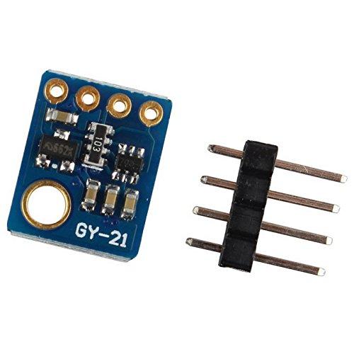 WINGONEER SHT21 HTU21 Digital Humidity Temperature Sensor Module Replace SHT11 SHT15 (Temperature Sensor Module)