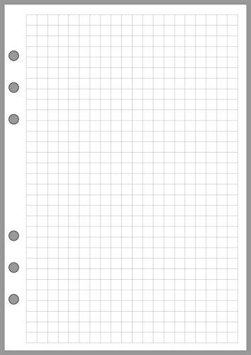 A5 Graph Paper