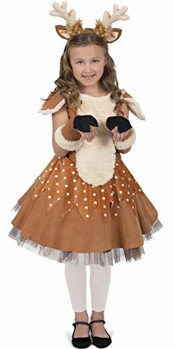 Deer Costumes For Girls - Princess Paradise Doe The Deer Costume,