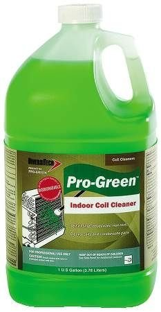 (DIVERSITECH PRO-GREEN 880591 Professional Strength Coil Cleaner Green No Rinse Gal Concentrate)