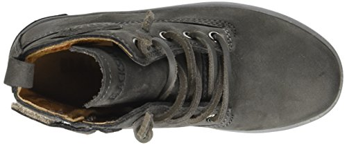 Blackstone Worker On Foxing Ck02 - Zapatilla Baja Niñas Gris - Gris (Graphite)