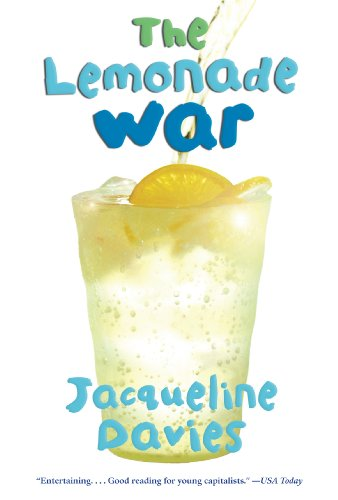 The Lemonade War (The Lemonade War Series Book 1) (10 Lemonade)