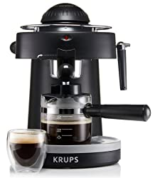 KRUPS Steam Expresso Machine