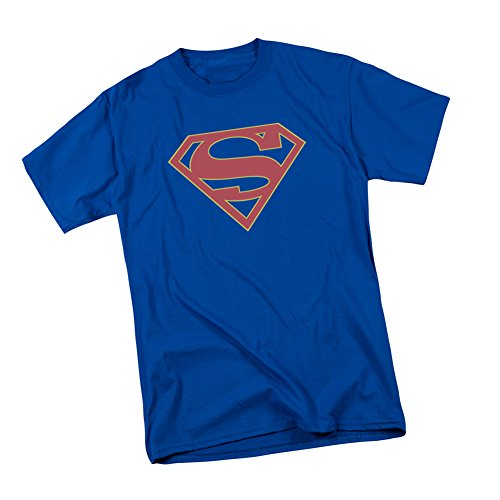 (Supergirl Logo -- CW's Supergirl TV Show Youth T-Shirt, Youth X-Large)