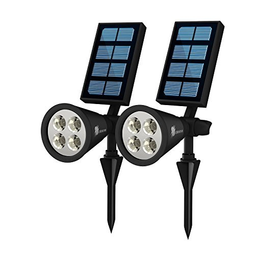 Solar Path Lights Target in US - 9