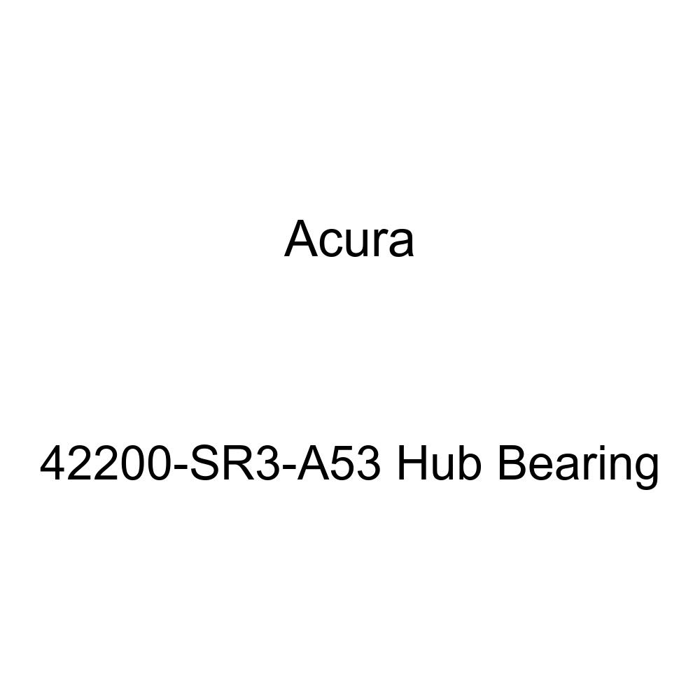 Genuine Acura 42200-SR3-A53 Hub Bearing