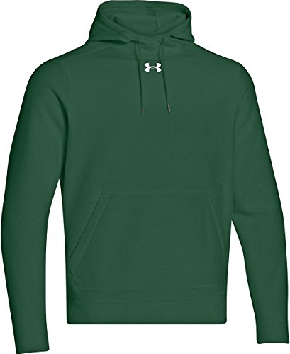 Under Armour Men's UA Storm Armour® Fleece Team Hoodie (Small, Forest (Under Armour Performance Fleece)