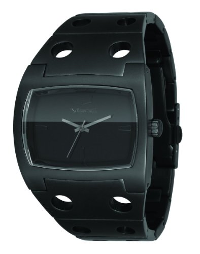 Vestal Men's DES053 Destroyer All Matte Black Watch