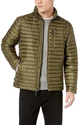 Nautica Mens Outerwear LV421747 Down Packable Puffer Jacket Choose SZ//Color.