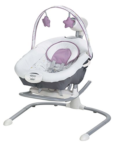 Graco Duet Sway Swing with Portable Rocker, Maxton