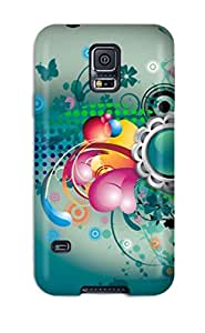 DPatrick QqmXvQp6499MwUfN Case For Galaxy S5 With Nice Hdtv Vector Designs Appearance