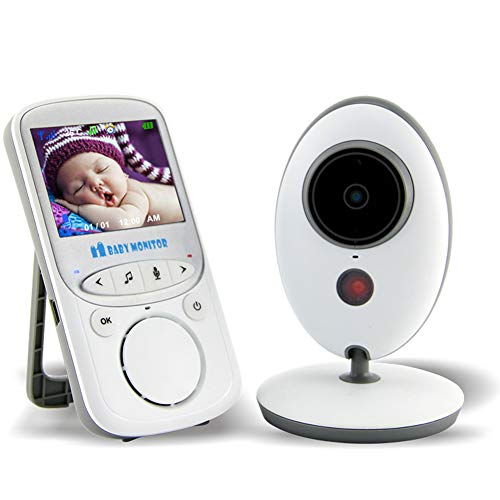 Lwter Video Baby Monitor Wireless Camera Audio Night Vision LCD Display Screen