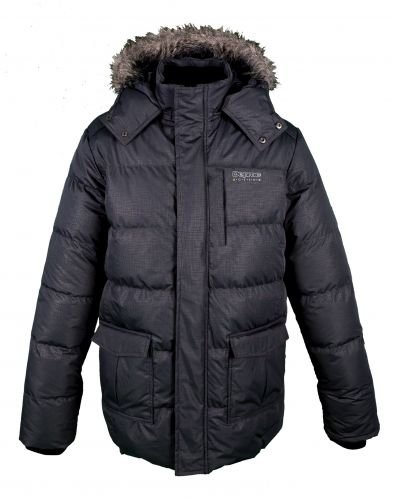 Deproc Active Herren Jacke Winterjacke und Winter Parka Waddington