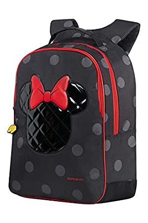 Samsonite Sac à dos Minnie - 36cm Noir