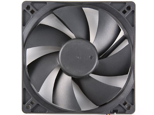 (Rosewill 120mm Case Fan RFA-120-K Black)