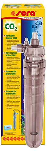 - Sera Flore Active CO2 Reactor 1000 - Large Over 160 Gal