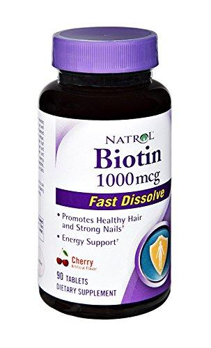 Natrol Biotin 1000Mcg Fast Dislv