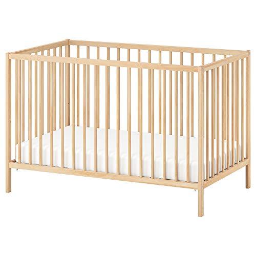IKEA.. 502.485.41 Sniglar Crib, Beech ()