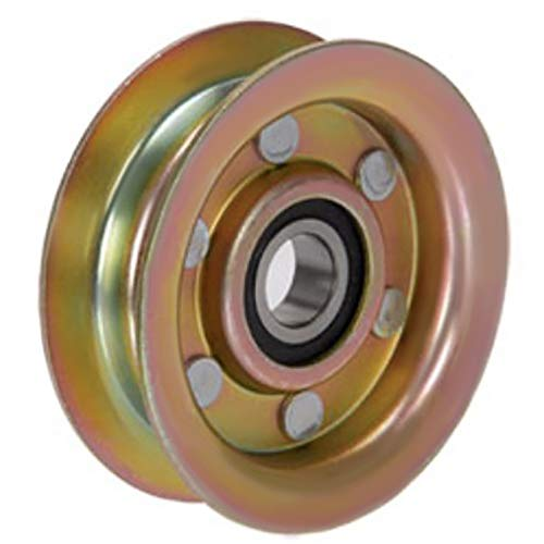 Mower Deck Small Idler Pulley for John Deere D100 D110 D130 D140 Replaces GY22172
