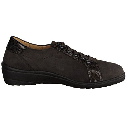 para mujer Zapatos fango Ganter schlamm cordones Helga de Xwgp4zqI
