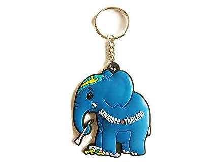 SaveALL - Llavero de elefante para bebé, diseño de elefante ...