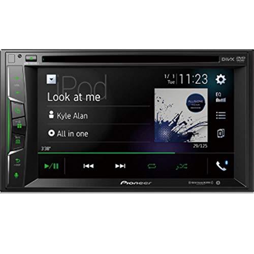 (PIONEER AVH-1500NEX Multimedia DVD Receiver with 6.2