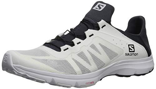 Salomon Women's Amphib Bold W Athletic Shoe, White/White/Ebony, 7.5 Regular ()