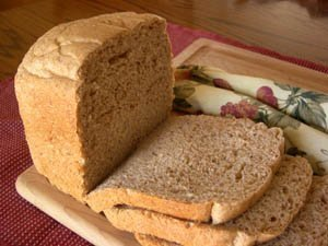 Buttermilk Wheat Bread Machine Mix (A Single Mix) by The Prepared Pantry