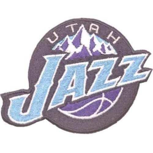 UPC 839987000310, National Emblem PATCHBKTUTAH Utah Jazz Team Logo Patch