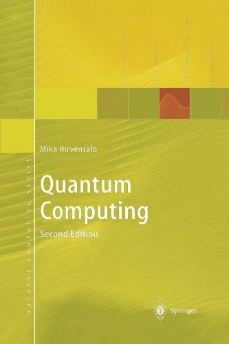 Quantum Computing (Natural Computing Series)