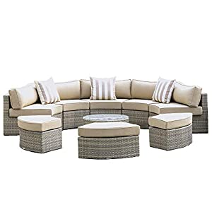 41wvHIR5EkL._SS300_ 75+ Outdoor Wicker Daybeds For Your Patio For 2020