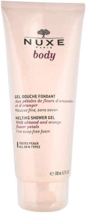 Nuxe Fondant Shower Gel, 200 ml