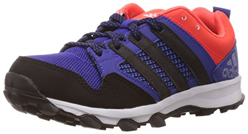 adidas Kanadia 7 Trail - Zapatillas de Deporte Infantiles Unisex Night Flash/Core Black/Solar Red