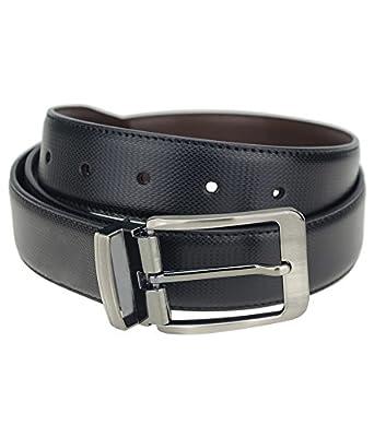 Reversible Formal Black   Brown Men Belt