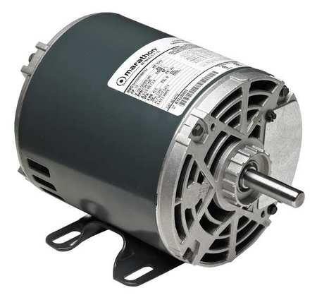 Pump Mtr, 1/3hp, 1725, 100-120/200-240V, 48Y by Marathon Industries