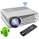 Full HD 1080p Hi-Res Mini Portable Smart Video Cinema Home Theater Projector - Best Reviews Guide