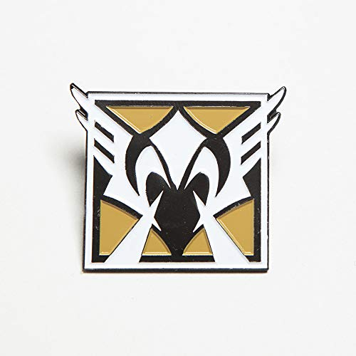 Official Six Collection FanFit Gaming Rainbow Six Siege Valkyrie Enamel Pin