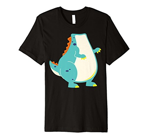 Funny Dinosaur Costume Shirt Halloween Easy DIY Outfit Gift