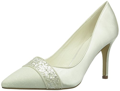 Wedding Ivory Elfenbein Pumps Damen Laura Menbur ZX6dqBB