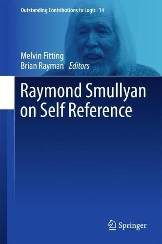 [F.R.E.E] Raymond Smullyan on Self Reference (Outstanding Contributions to Logic) Z.I.P