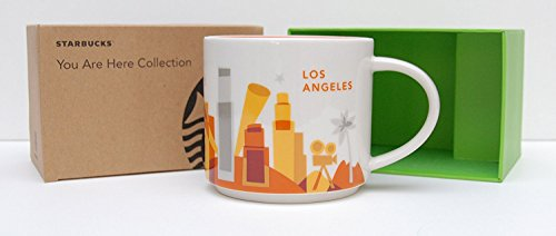 New 2013 Collection - Starbucks New 2013 You Are Here Collection Los Angeles 14oz