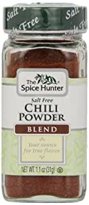 Spice Hunter Spices, Chili Powder, 1.1 Ounce (Pack of 6)