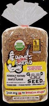 Dave's Killer Bread - Good Seed Bread - 2 loaves - USDA Organic